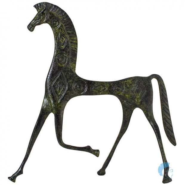 The Ancient Greek Horse of  Mycenea