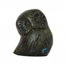 Owl, the Symbol of Wisdom and the Attribute of Goddess Athena