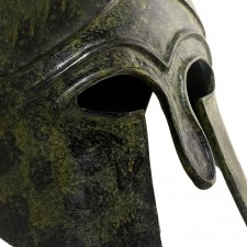 Greek Ancient Helmet without crest, giga