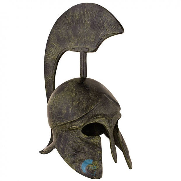 Greek Ancient Helmet with Pegasus 22cm