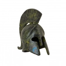 Greek Ancient Helmet Miniature