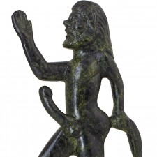 Greek Ancient Satyr, the Male Companion of Pan and Dionysus