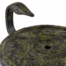 Ancient Greek Oil Lamp