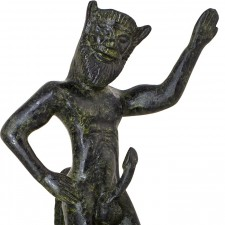 Greek Ancient Solid Satyr