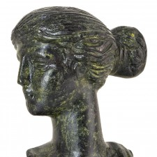 Ancient Greek Bust Of Artemis