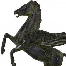 Solid Pegasus Horse