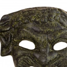 Ancient Greek Comedy Mask 12cm