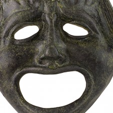 Ancient Greek Tragedy Mask 12cm