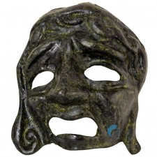 Ancient Greek Tragedy Mask 11cm