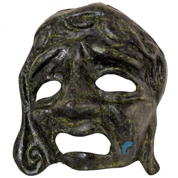 Ancient Greek Tragedy Mask 11cm