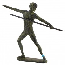 Ancient Olympic Games - Javelin Athlete