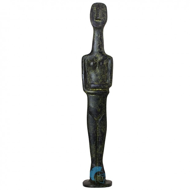 Cycladic Narrow Idol
