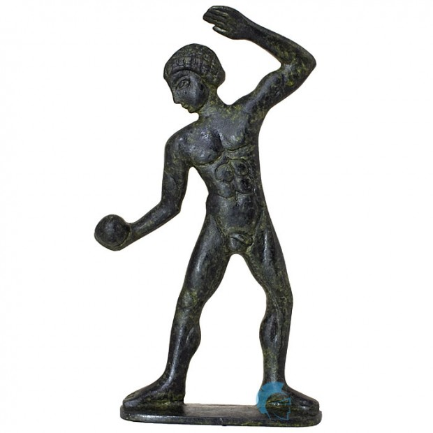 Ancient Olympic Games - Solid Shpere Thrower