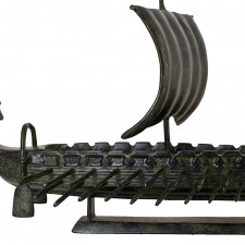 Ancient Greek Trireme, a warship