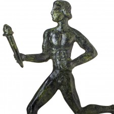 Ancient Olympic Games - Olympic Torchbearers