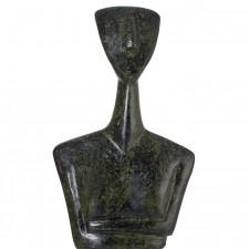 Cycladic Bust