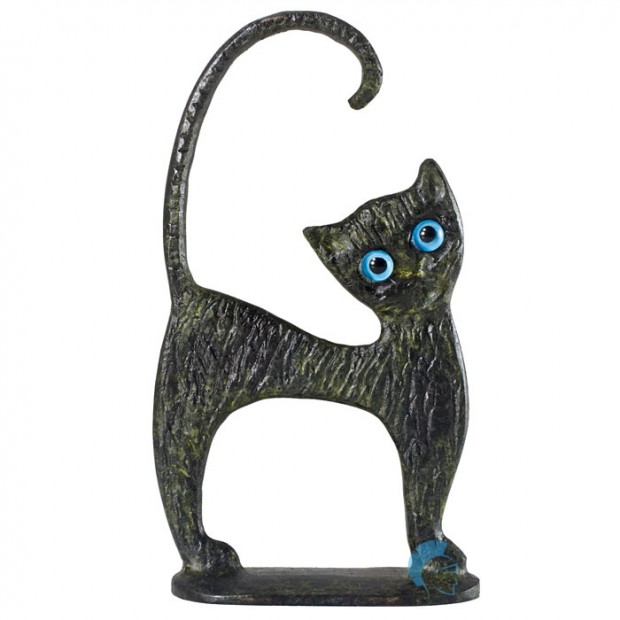 Cat Standing - Greek Art