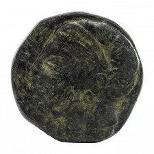 Paperweight with Goddess Athena