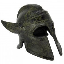 Corinthian Helmet With Wings