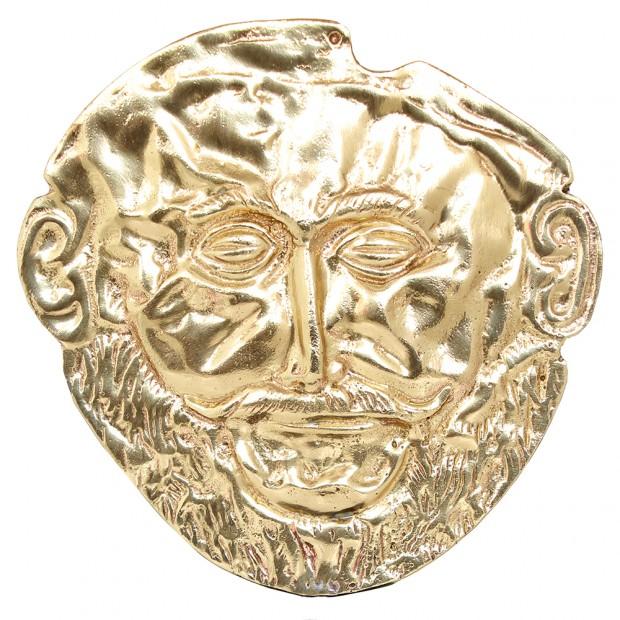 Bronze Mask of Agamemnon